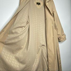 Vintage FENDI trench coat M